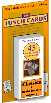 The Lunch Cards Volume 2: Classics & Brain Teasers